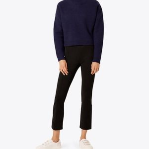 Tory Burch Pants - Tory Sport TECH PONTE CROPPED FLARE PANTS